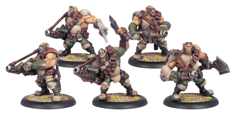 Mercenaries: Ogrun Assault Corps