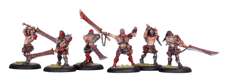 Khador: Doom Reavers