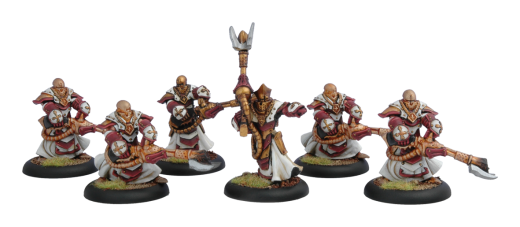 Protectorate: Flameguard Cleansers Unit