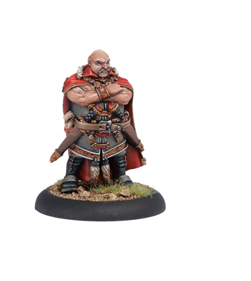 Khador: Kayazy Assassin Underboss