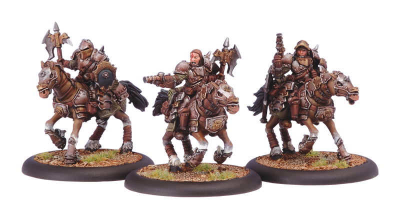Mercenaries: Steelhead Cavalry Unit