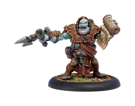 Trollbloods: Stone Scribe Chronicler