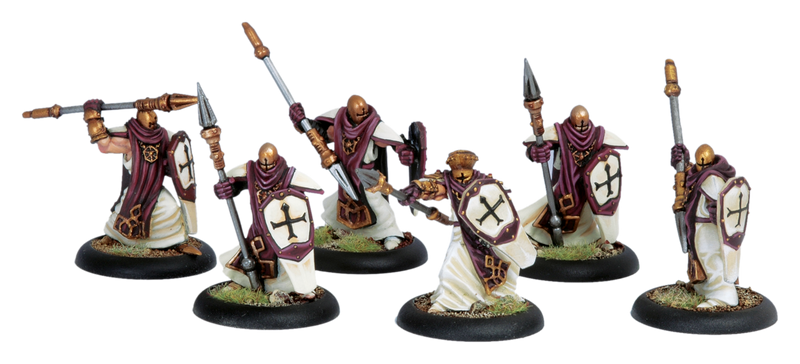Protectorate: Temple Flameguard Unit