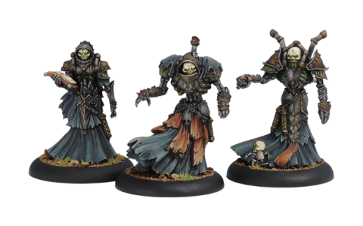Cryx: The Withershadow Combine
