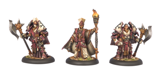 Protectorate: Visgoth Roven & Body Guard