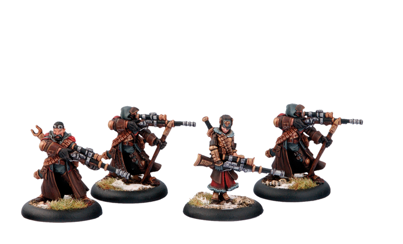 Khador: Widowmakers Unit