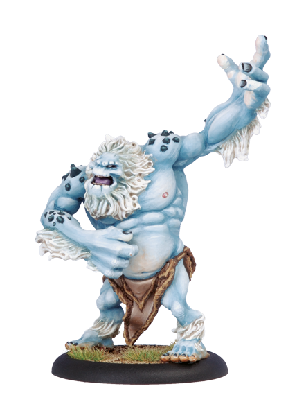 Trollbloods: Winter Troll