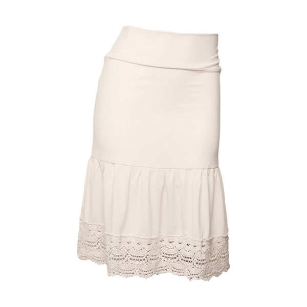 Desert Rose Half Slip | cream