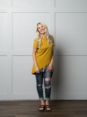 Poppy Top Extender | moss, top extenders & shimmy shirts, Peekaboo Chic | Modest Layering Apparel for women