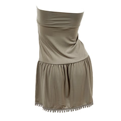 Poppy Half Slip | moss, skirt extenders, Peekaboo Chic | Modest Layering Apparel for women