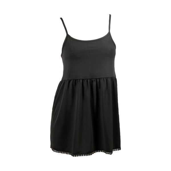 Poppy Top Extender | black