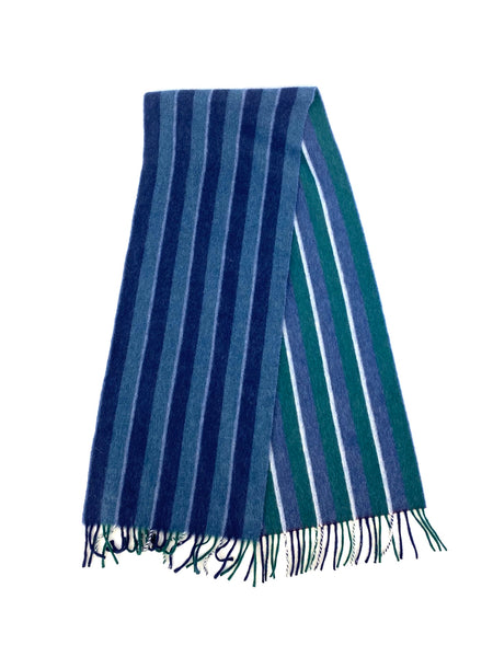 Regimental Stripe Scarf