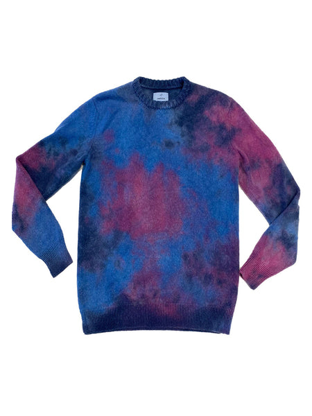 Ice Dye Cashmere Sweater