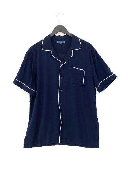 Viscose Shirt Pyjama Collar