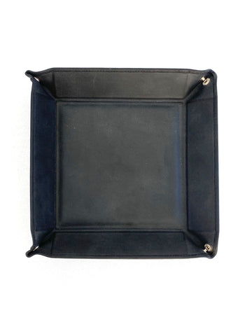 Leather Catchall (Black)