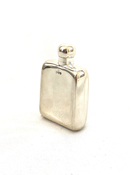 Sterling SIlver Pocket Flask (C. 1914)