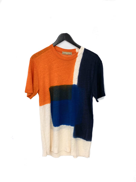 Color Block Tshirt