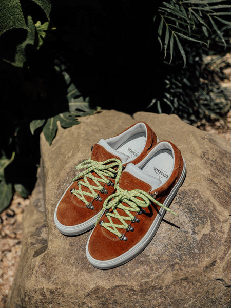 Marostica Low Suede