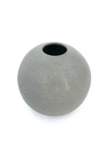 Moon Vase in Desert Sage