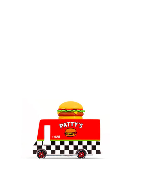 Hamburger Van