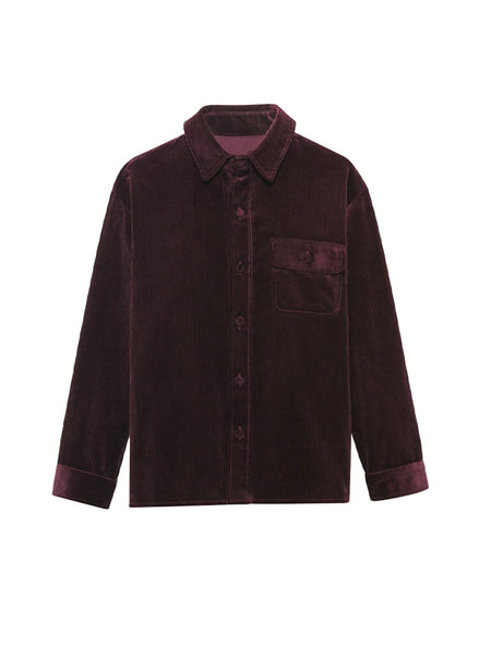 Corduroy Button Down