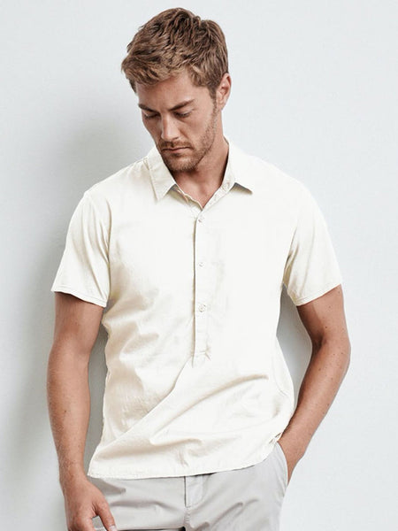 Burr Short Sleeve Polo