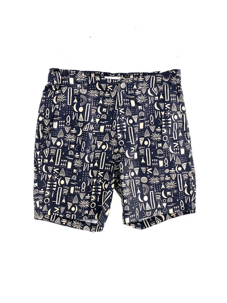 "Elastic Calder 7.5"" Swim Trunks"