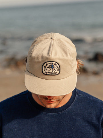 Custom Surfboards 5 Panel Cap