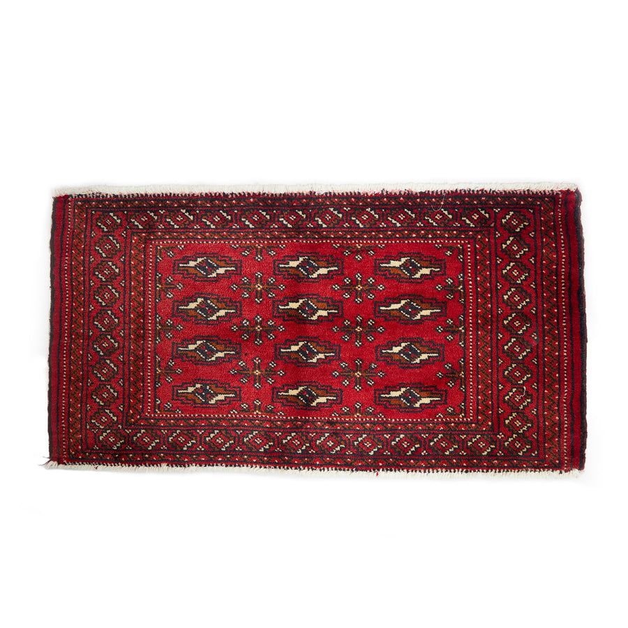 Geometric Patterns In Borders Rug