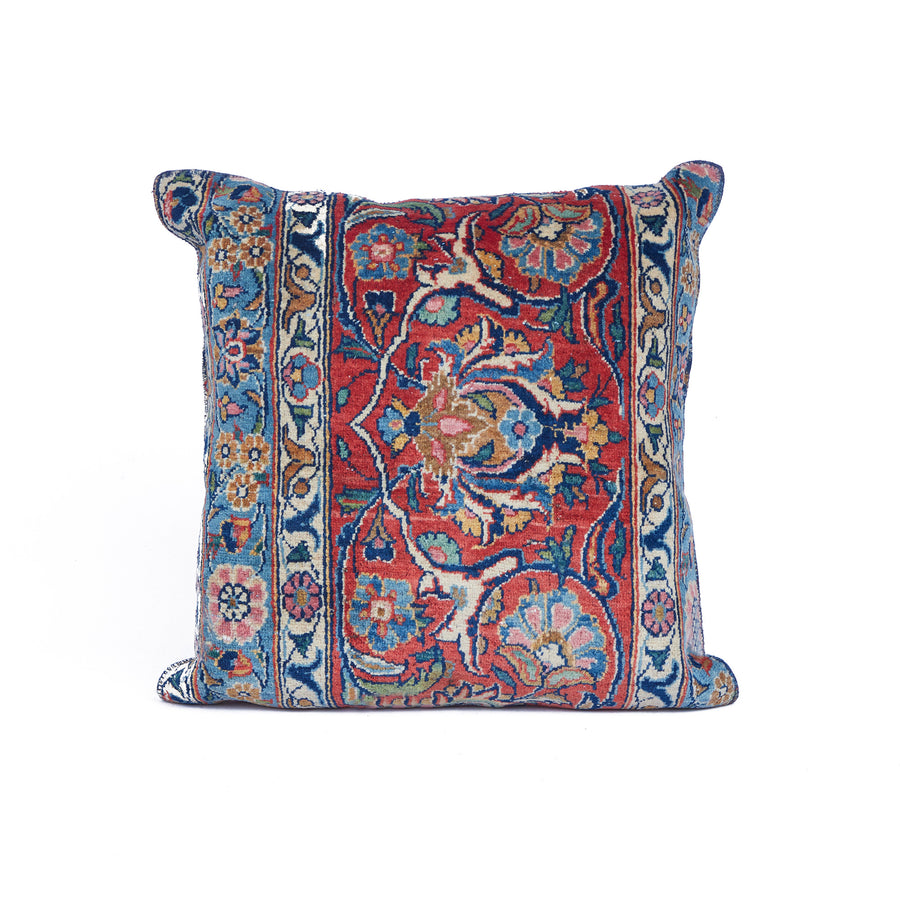 Lotus Rug Cushion