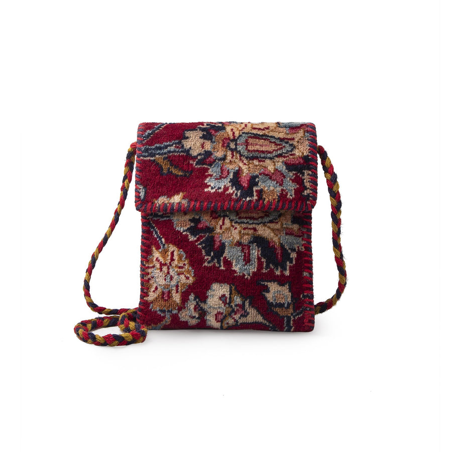 Keshan Persian Rug Bag-Medium