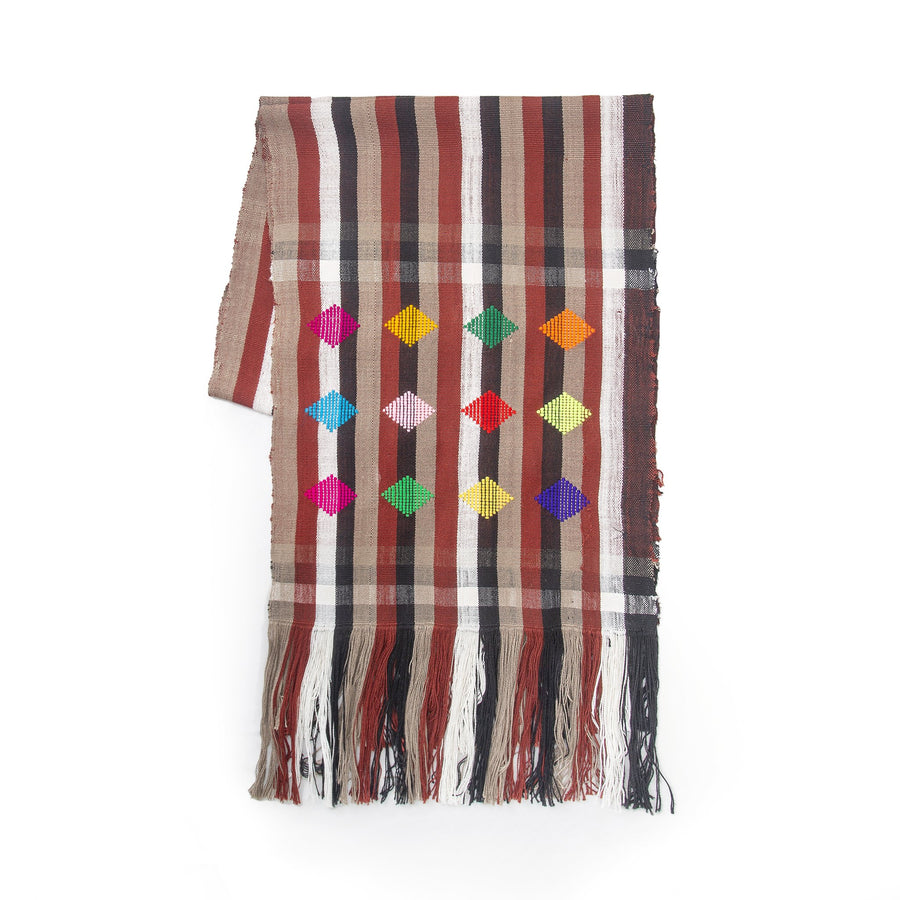 Kashani Colorful Shawl