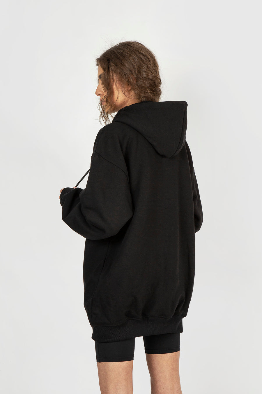 Michael Qajaro Black Jumper