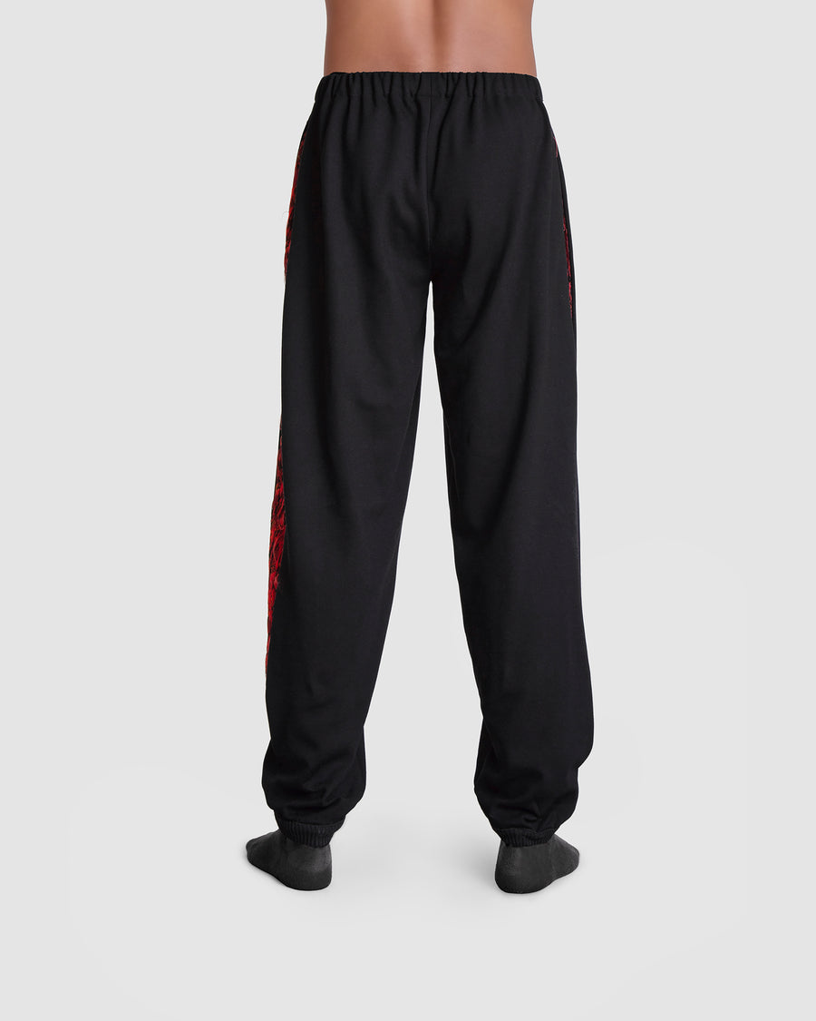 Track Pants With Termeh Lining