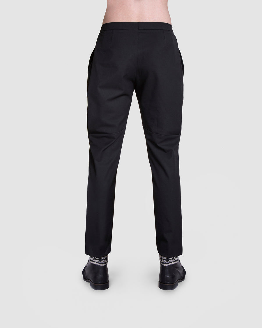 Harem Black Trousers
