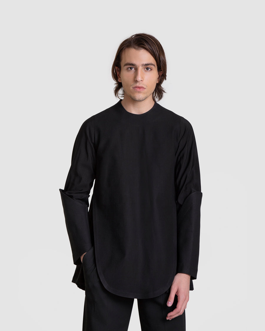 Crew Neck Gladiator Shirt