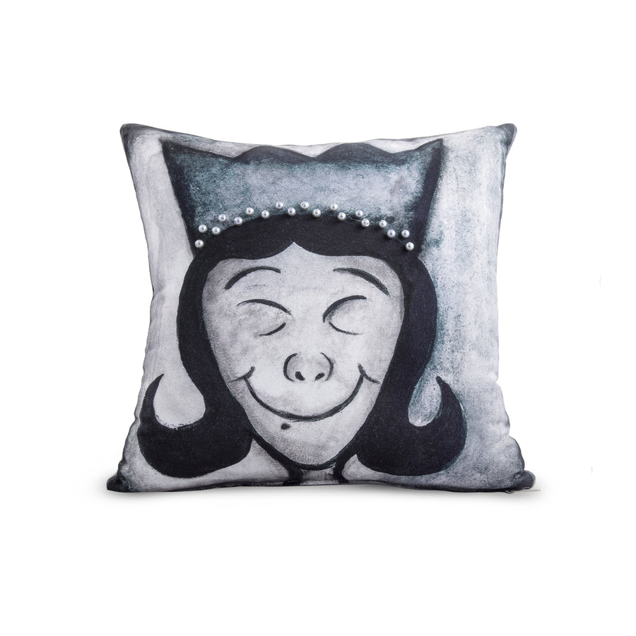 Miss Sweet Face Cushion