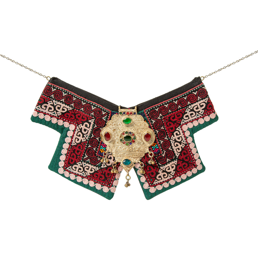 Ahar Handwoven Necklace