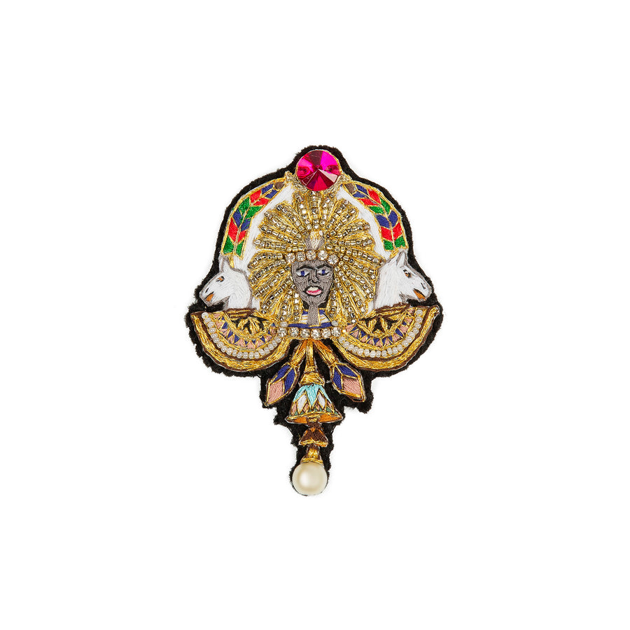 King Of Egypt Brooch