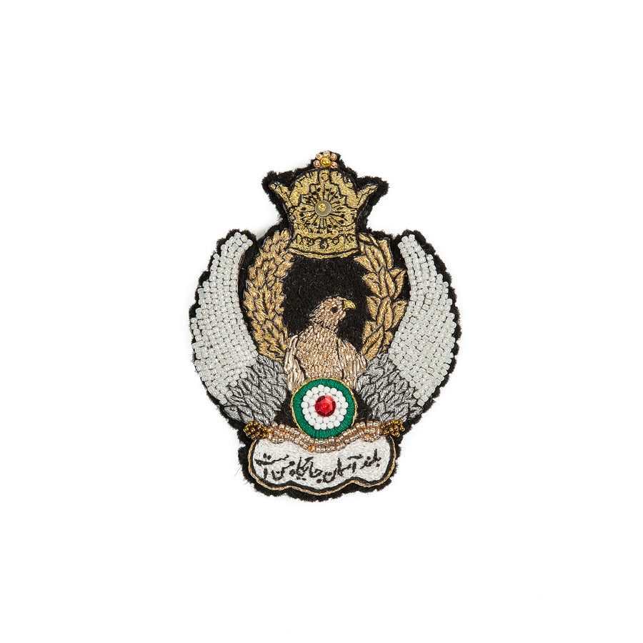 Iran Air Force Brooch