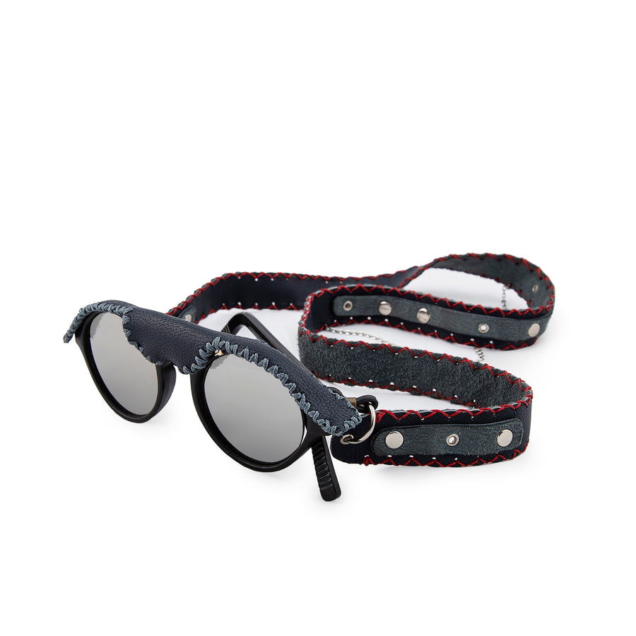 Cindy Mercury Sunglasses With Strap -UNISEX