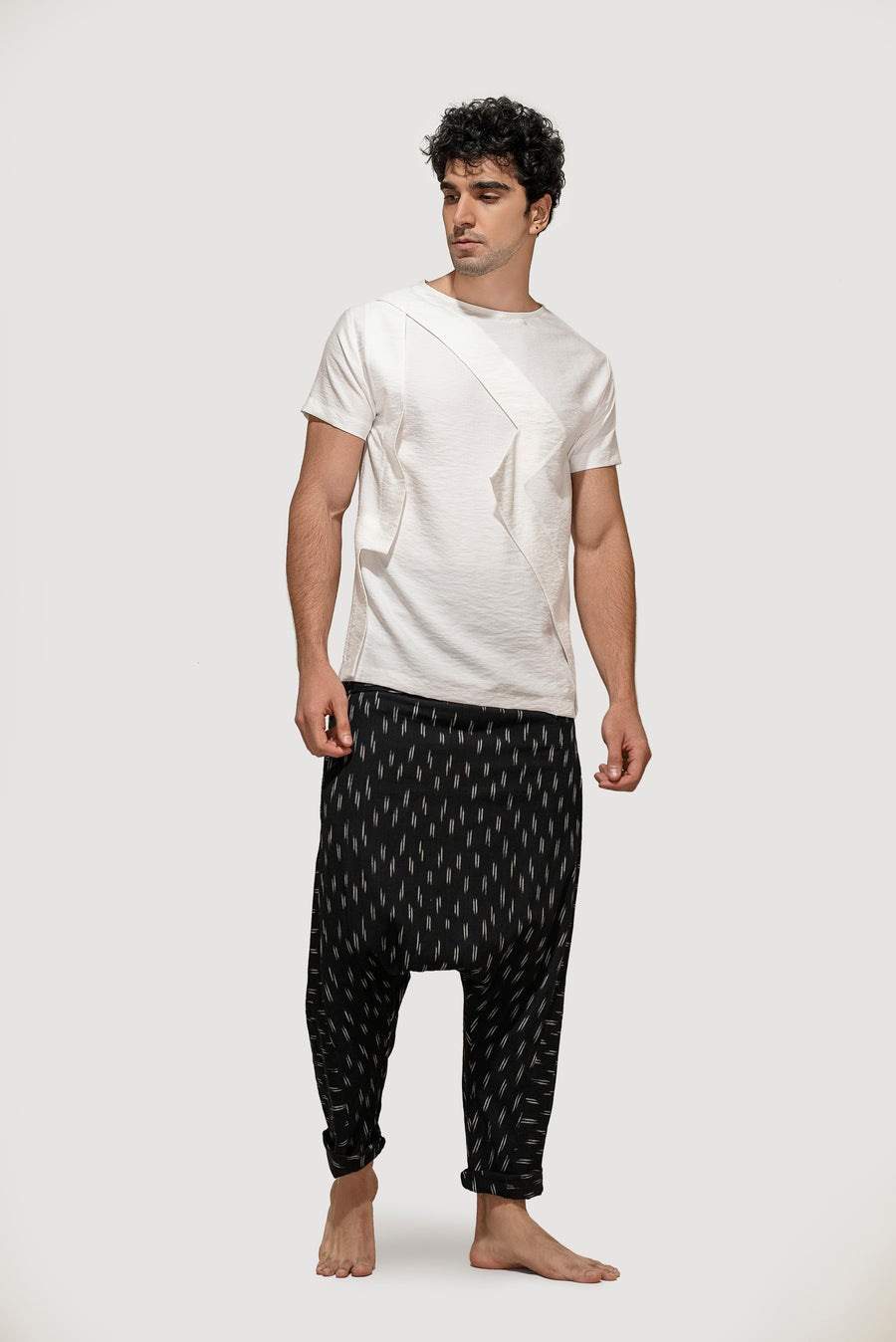 Kurdish Patterned Trousers
