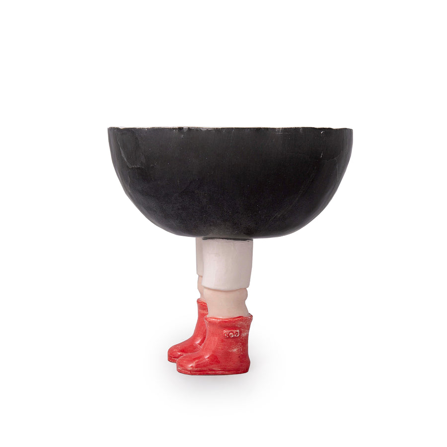 The Bowl In Boots