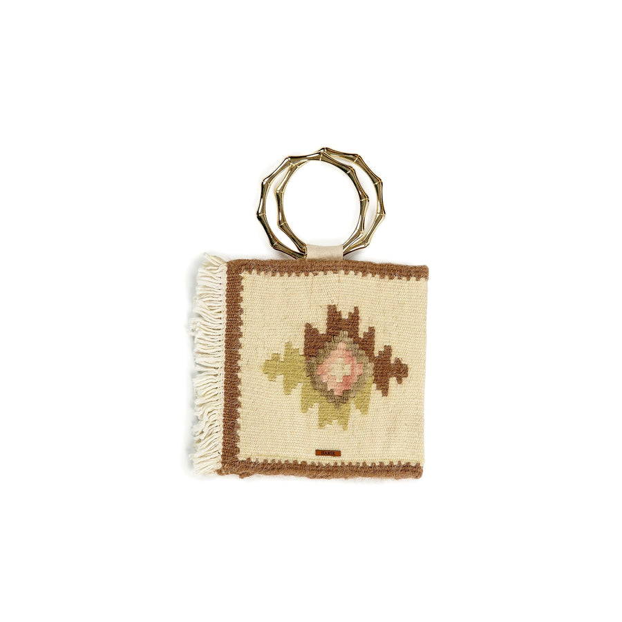 Star Kilim Clutch Bag