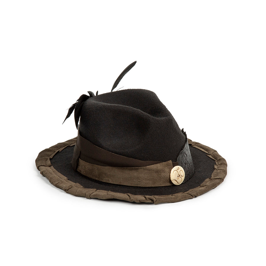 Roxanne Brown Fedora