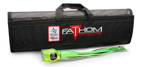 Limited Edition TBF Fathom Lure and Lurebag