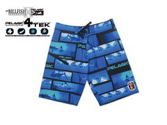 Pelagic 4 Tek Marlin Boardshort