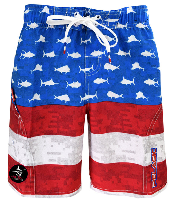 Pelagic Americano Child Boardshort