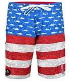 Pelagic Americano Youth Board Short