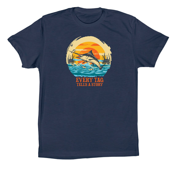 Gulf Coast Marlin T-Shirt